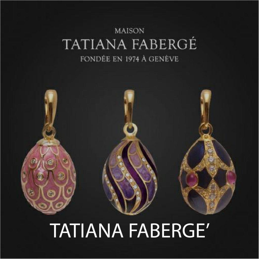 TATIANA FABERGE'